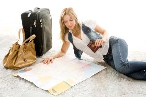 por viajar