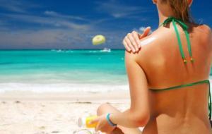 sunscreen foto